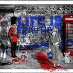 "Mr Brainwash ""Jubilation"" New Print Available Today"