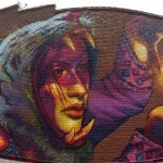 Natalia Rak New Mural In Richmond, USA