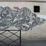 Never2501 New Mural In Paris, France (Part II)