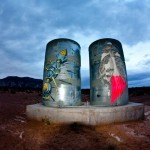 Pixel Pancho x Never2501 New Pieces In Arizona, USA