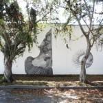 Never2501 New Mural In Sarasota, Florida