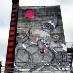 Never2501 New Mural In Torino, Italy