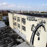 Phlegm New Mural In Bushwick, New York City