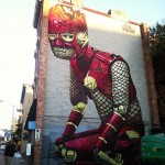 Pixel Pancho New Mural In Baltimore, USA