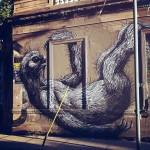 ROA New Mural In Buenos Aires, Argentina
