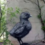 ROA New Street Piece In Rochester, USA (Part II)