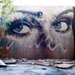 RONE New mural In Bundoora, Australia
