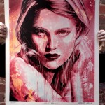 "RONE ""Hell Raiser"" New Print Available Now"