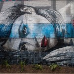 RONE x Numskull New Mural In Syndey, Australia