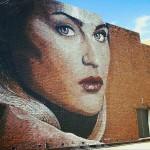 RONE New Mural In Sydney, Australia