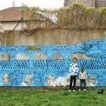 ROTI New Mural In Paris, France