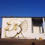 RUN New Mural In Sanyang, Gambia