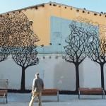 """Sam3 """"Park"""" New Mural – Barcelona, Spain"""
