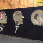 Sam3 x Escif New Mural In Valencia, Spain