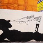 Sam3 New Mural In Valencia, Spain