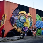 Rojo Roma x SAM New Mural In Buenos Aires, Argentina