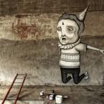 SeaCreative New Murals In Varese, Italy