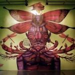 Sego New Mural In Monterrey, Mexico