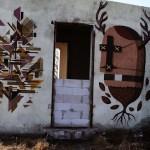 Seikon x Jacyndol New Mural In Gdynia, Poland