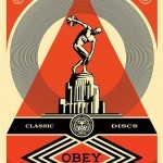"Shepard Fairey ""Pedestal"" New Print Available August 8th"