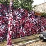 Sliks New Mural In São Paulo, Brazil