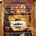 Stinkfish New Street Pieces In Uyuni, Bolivia