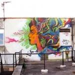 Stinkfish New Murals In London, UK