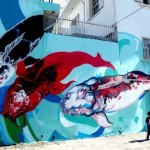 Titi Freak New Mural In Sao Paulo, Brazil