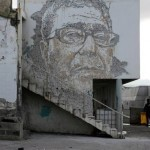 Vhils New Mural In Ribeira Grande, Portugal (Part II)