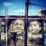Vhils New Mural In Rio De Janeiro, Brazil (Part II)