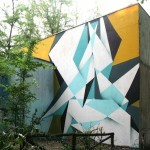Vine New Mural In Turin, Italy