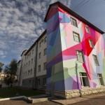 Wais1 New Street Art Mural In Salavat, Russia