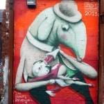 ZED1 New Murals In Blackpool, UK