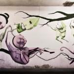 ZED1 New Mural In Firenze, Italy