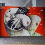 ZED1 New Mural In Sesto, Italy
