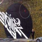 """Zepha """"Unity"""" New Mural For Graff'Me Lebanon – Beirut"""