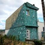 Tellas New Mural For Bien Urbain '14 – Besancon, France
