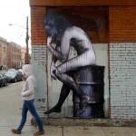 VinZ New Street Pieces – New York City & Jersey City, USA
