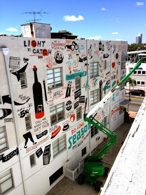 ESPO unveils its newest piece on the streets of Miami