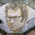Vhils New Mural – Seixal, Portugal