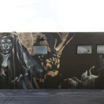 Faith47 New Mural In Miami, USA