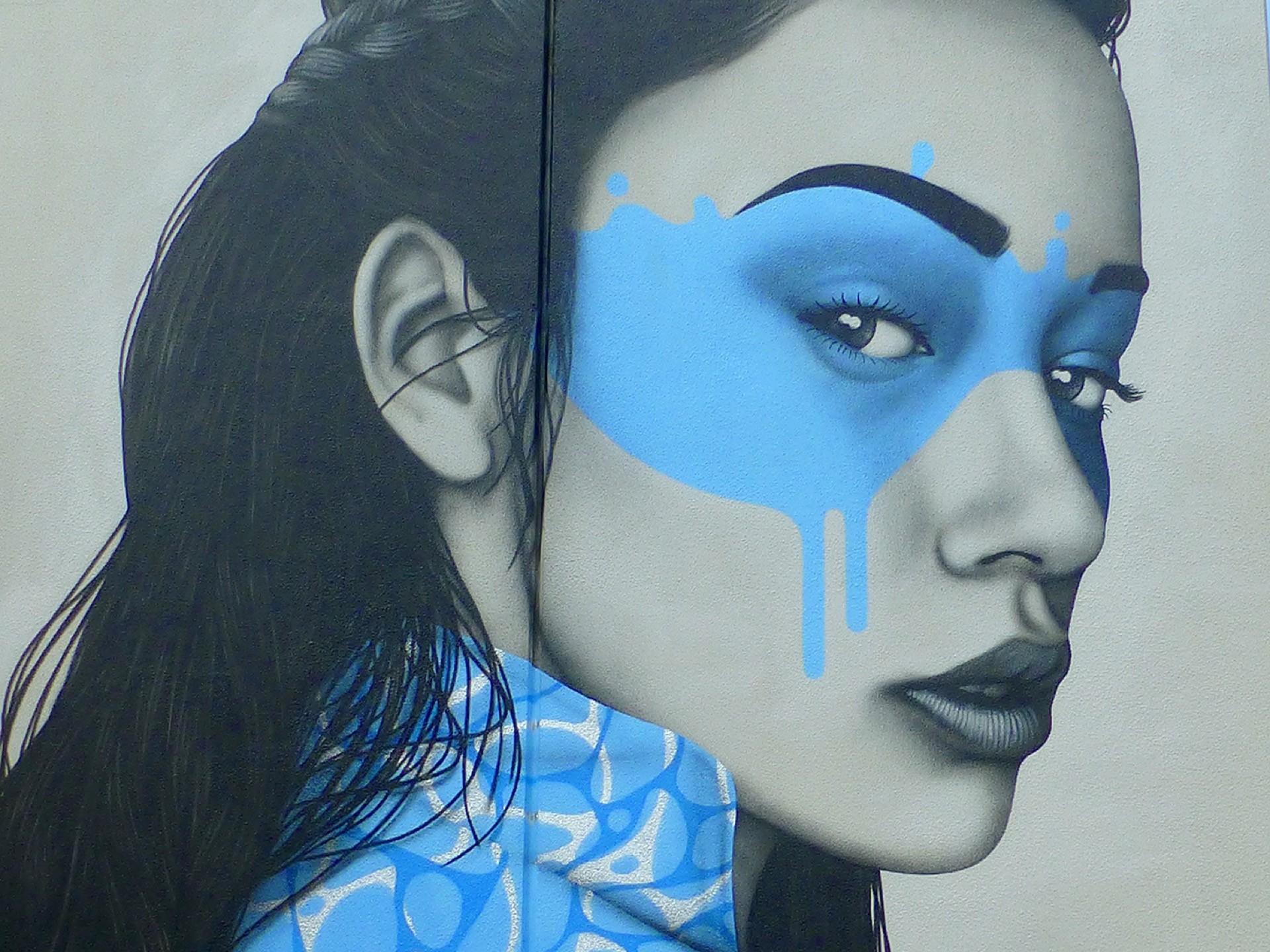 """Shinoya"" by Fin DAC in Melbourne, Australia"