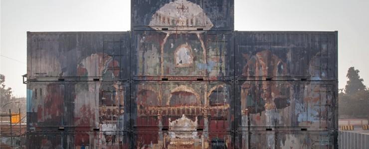 St+Art India: Borondo in New Delhi