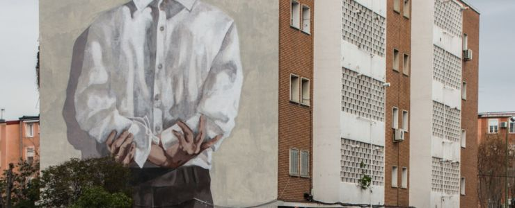 """""""Contradiction"""" by Hyuro in Madrid, Spain"""