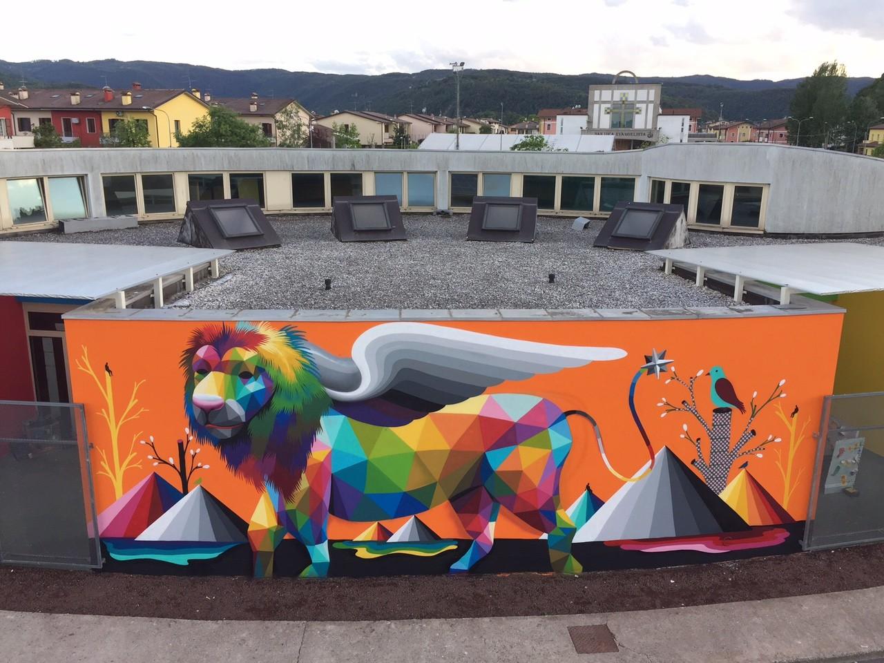 San Marcos Lion