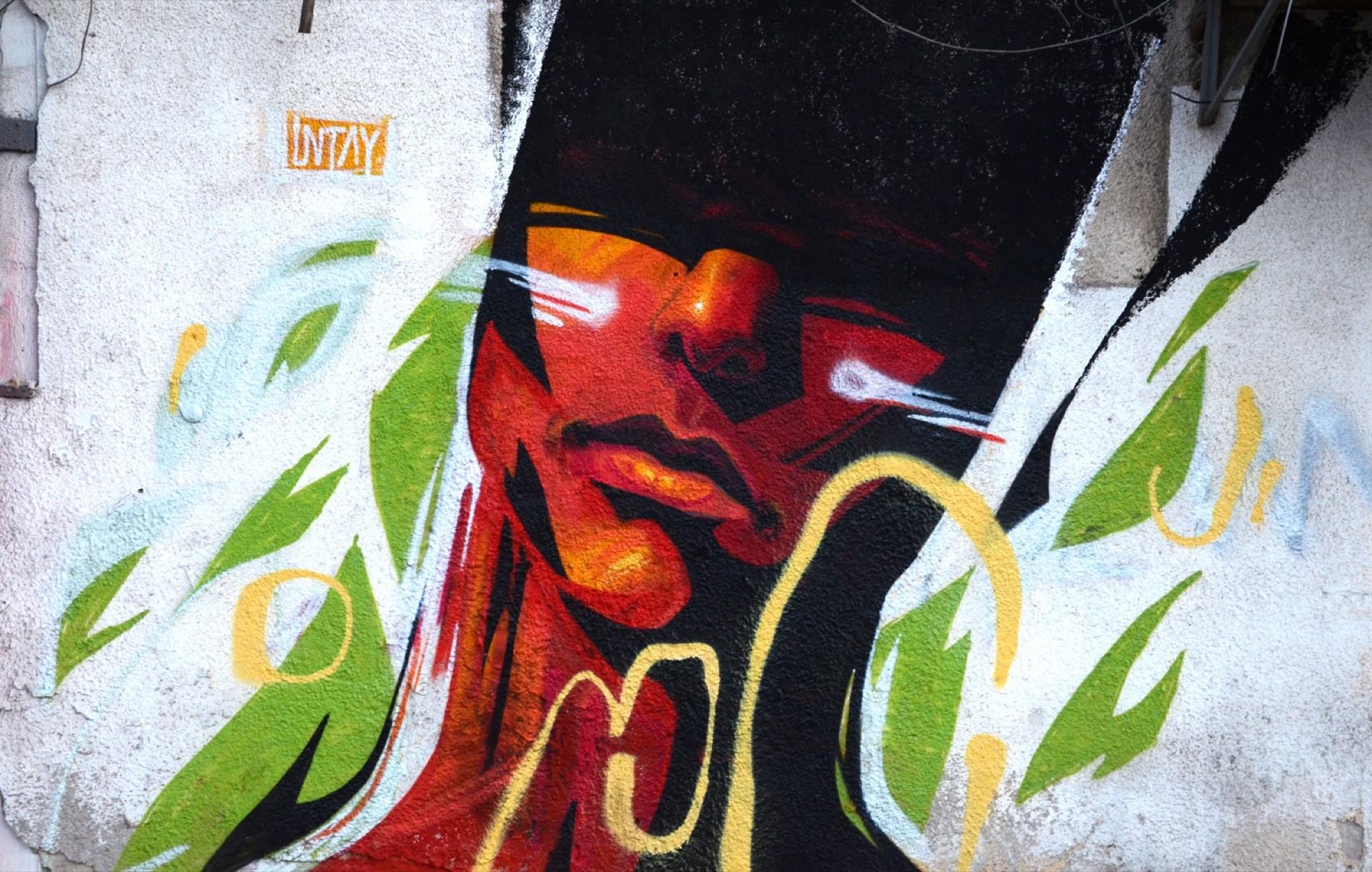 UNTAY mural tel aviv 02