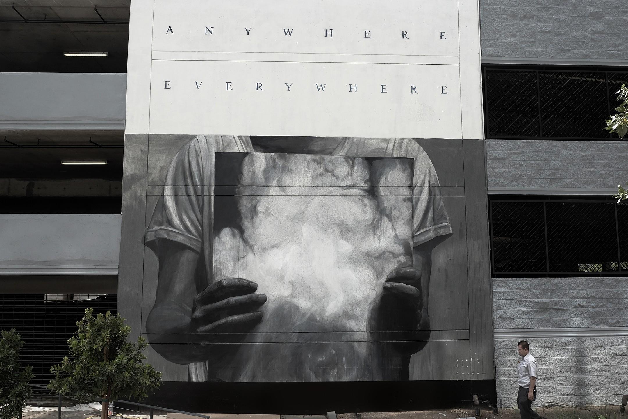 anywhere everywhere LA
