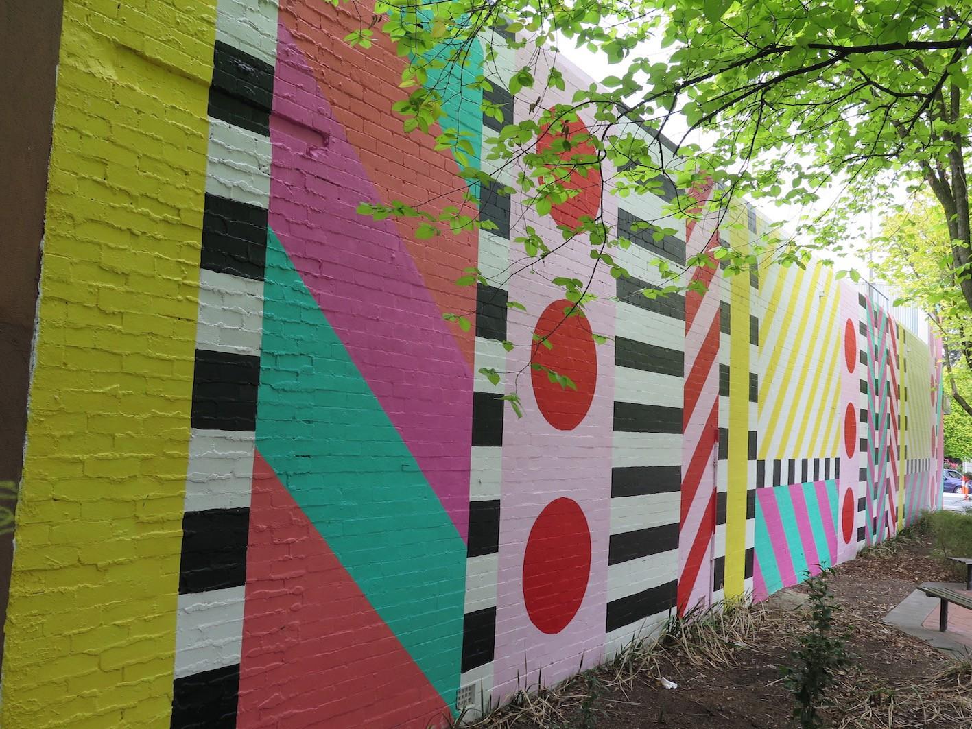deansunshine_landofsunshine_melbourne_streetart_graffiti_eastland urban art project 4 camille walala 1