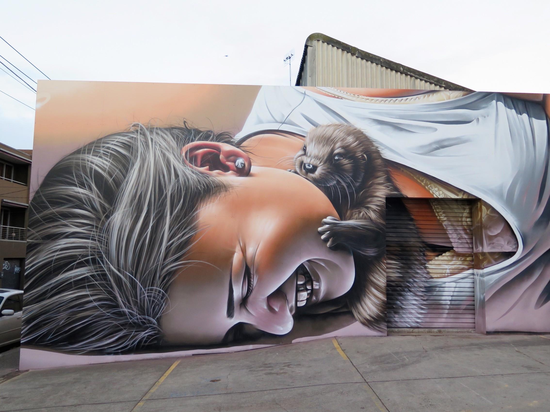 deansunshine_landofsunshine_melbourne_streetart_STREET_ART_NEWS SMUG OTTERS 2